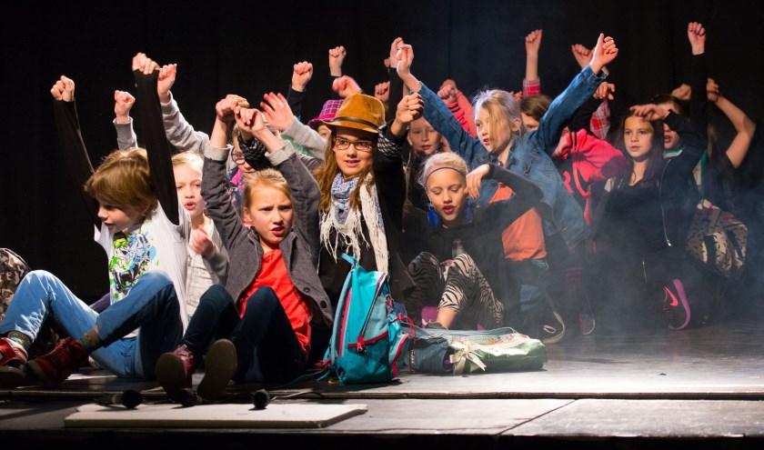 Hou jij acteren en zingen? Kom dan naar de gratis musicalworkshop bij het Pieck.