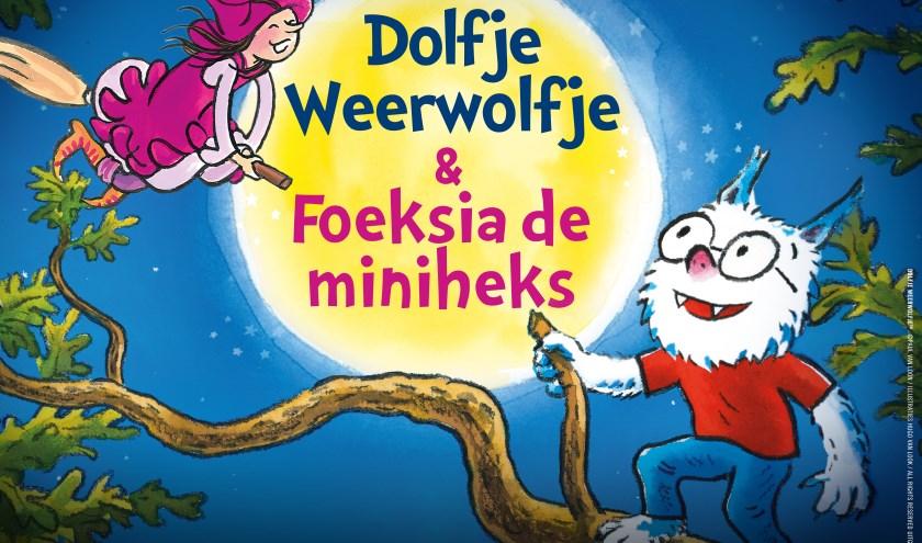 Dolfje Weerwolfje is een sprookjesachtige voorstelling van REP (foto: Hugo van Look)
