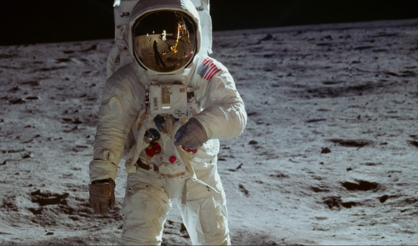Reizen naar de maan spreekt nog altijd zeer tot de verbeelding.