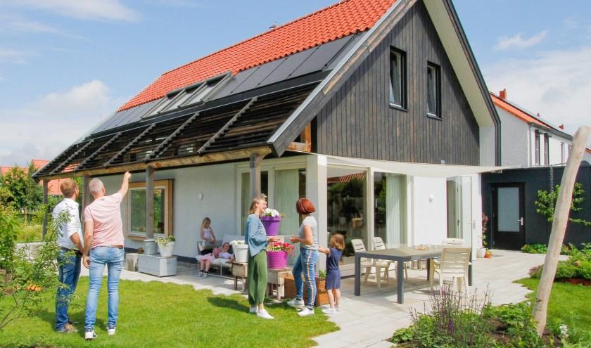 De Nationale Duurzame Huizen Route is op zaterdag 2 en 9 november. Foto: Nationale Duurzame Huizen Route