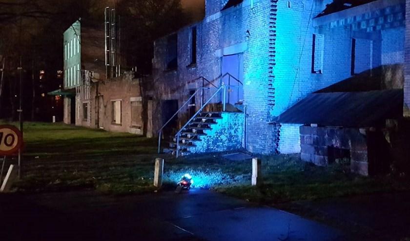Tijdens de Nacht van de Nacht kun je het bunkercomplex bekijken in het licht van zaklantaarns.