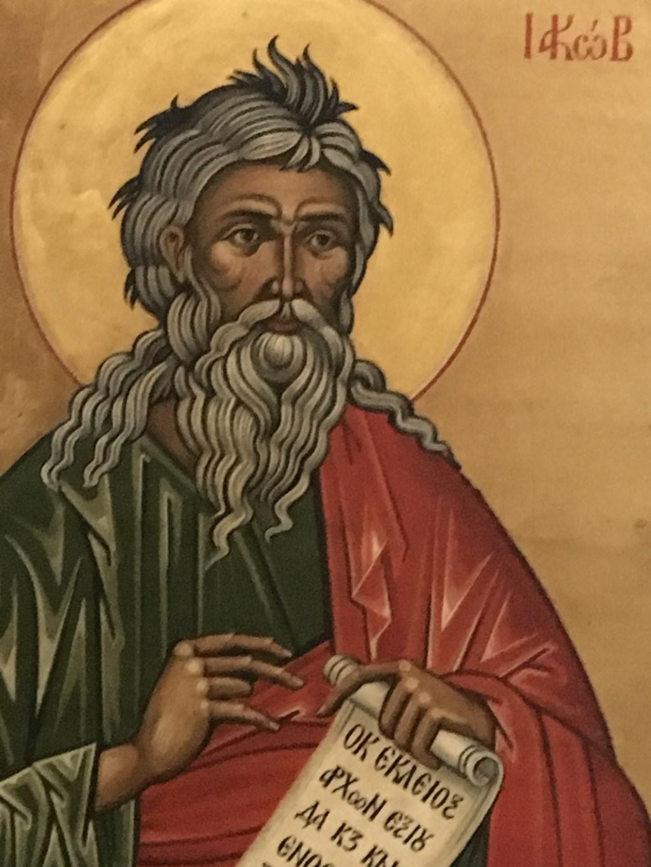 Icoon Sint Jacobus