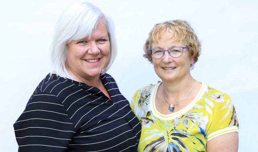 Ina Versmissen en Janny Broekhuis komen graag in contact met nieuwe vrijwilligers voor de palliatieve terminale zorg in de gemeente Hellendoorn.