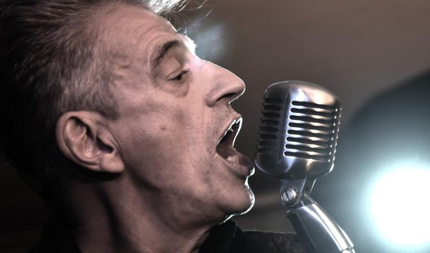 Steve Bolton laat weten zich te verheugen op zijn optreden in Zierikzee. FOTO: Management Boltz