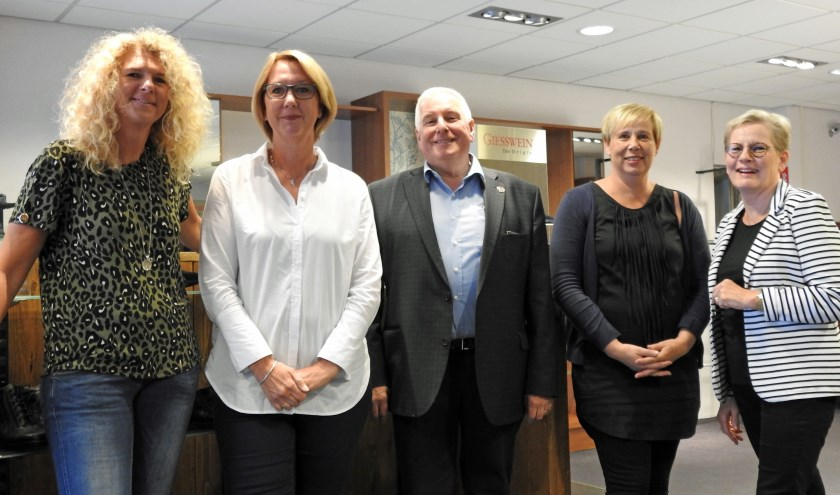 Cor en Ineke Giesen en hun medewerkers danken alle klanten voor het in hen gestelde vertrouwen.