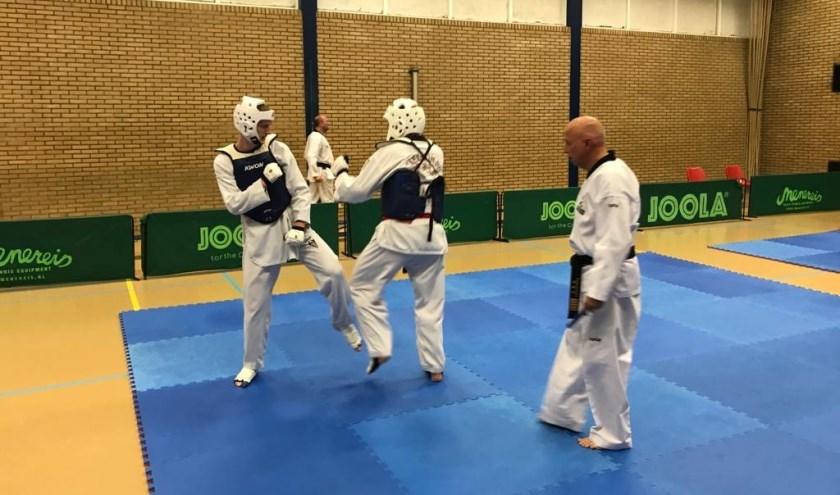 Het eerste Jacques Janssen sparringstoernooi. (Foto: Privé)