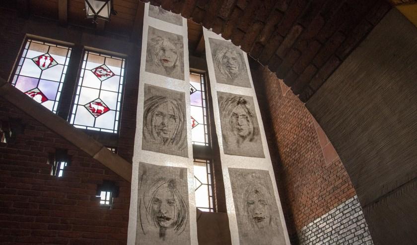 Tot en met 20 oktober is in het Huis van Waalwijk de expositie Grafiek2019 gratis te bezoeken.