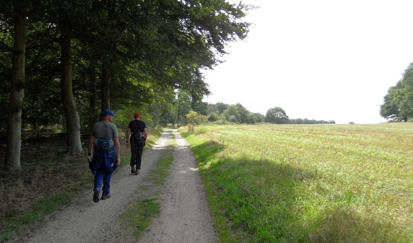 Al 40 jaar lopen vele wandelaars de Amortocht van Wandelsportvereniging Haarle.