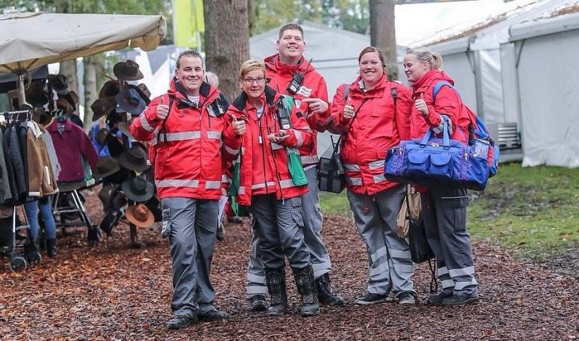 Vrijwilliger worden bij Rode Kruis? De kosten voor de EHBO-opleiding zijn voor rekening van het Rode Kruis.