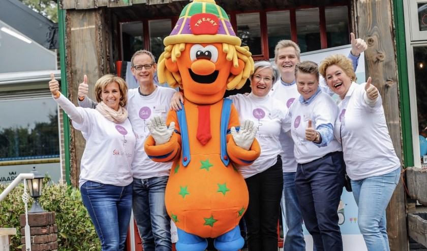 Bestuur en RvT Stichting Skik in Twente