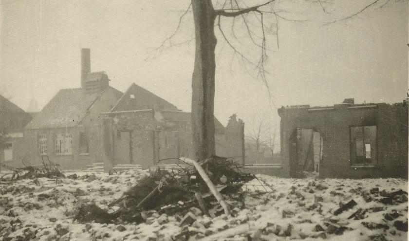 Tekst en foto: Heemkundekring 'Den Beerschen Aard' en de Werkgroep WO2 van de gemeente Oirschot