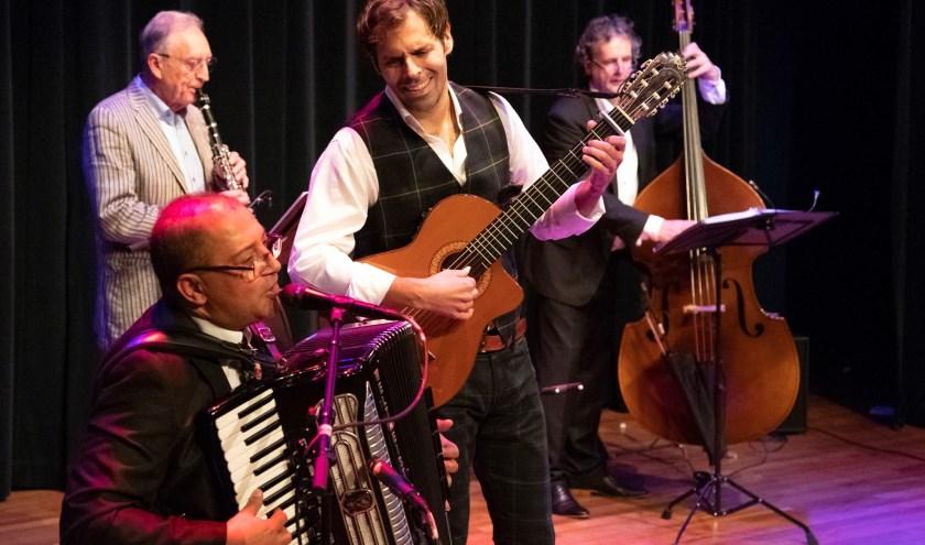 Radomir Vasiljevic and his Balkanorchestra