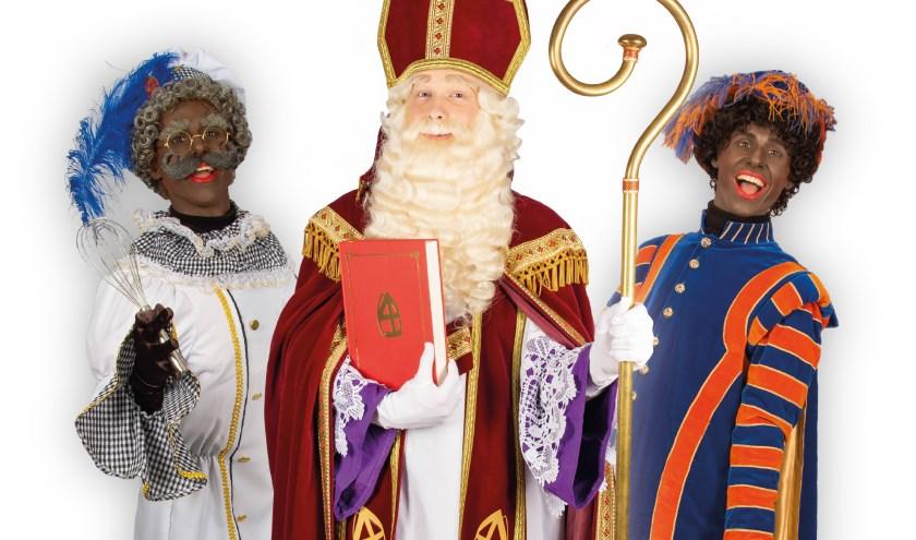 De Hippe Sint en zijn Pieten komen naar Gouda!