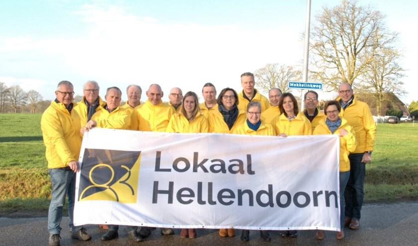Lokaal Hellendoorn maakt zich sterk voor een gezond gemeentelijk huishoudboekje, met de lasten eerlijk over iedereen verdeeld.