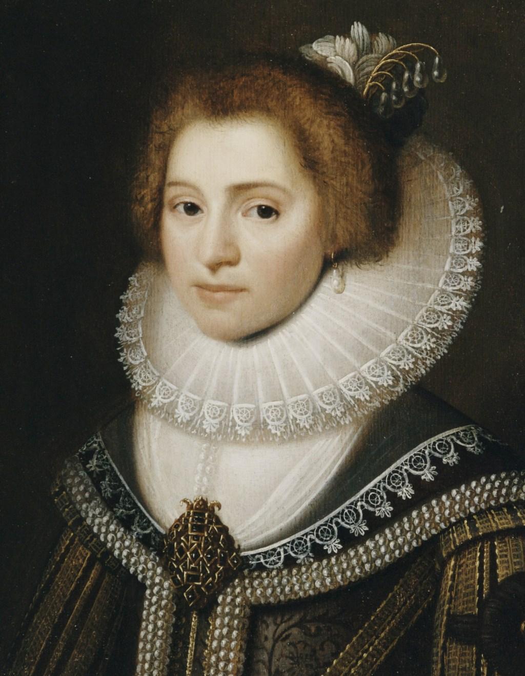 Lezing Over Amalia Van Solms Echtgenote Van Frederik