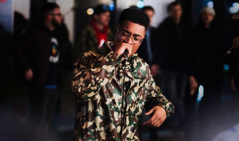 Gratis workshop Rap Krispijn