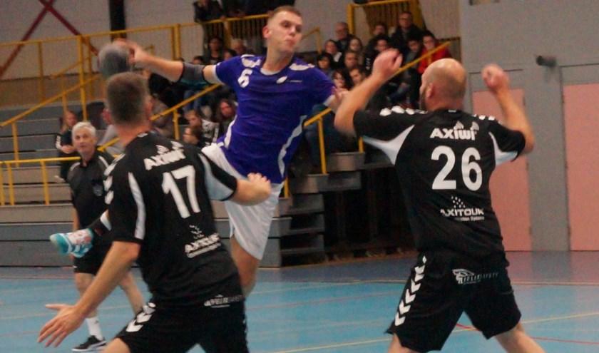 Voor de handballers was het een weekend om snel te vergeten (Foto: PR)