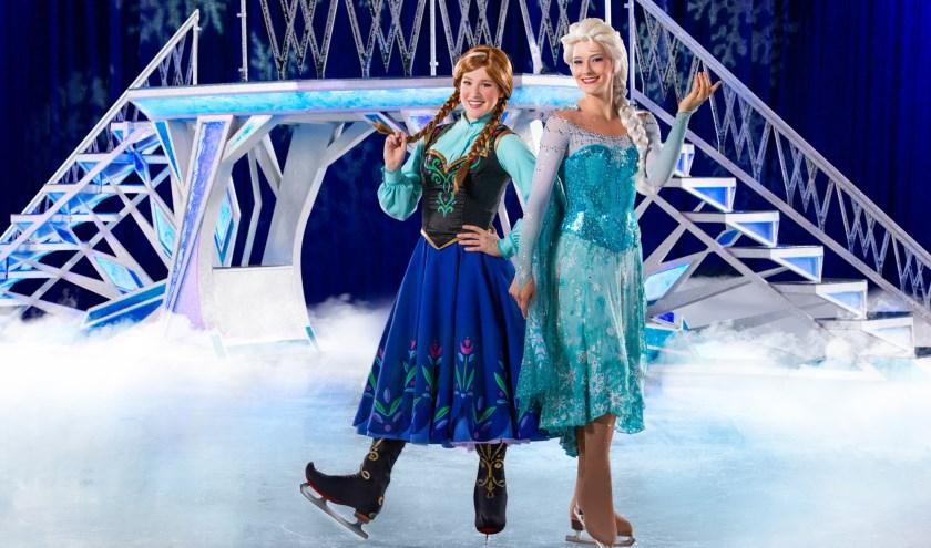 Lezers van de krant maken kans op kaarten voor het Magisch IJsfestival van Disney On Ice in Ahoy. (Foto: © Disney )