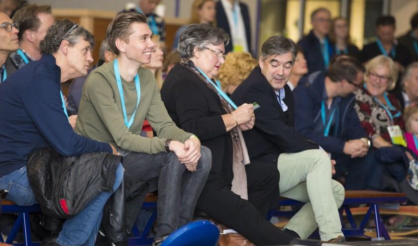 Op 13 november presenteert Stichting de Schroef een nieuwe editie van het sportcafé. Foto: BAM! Fotografie
