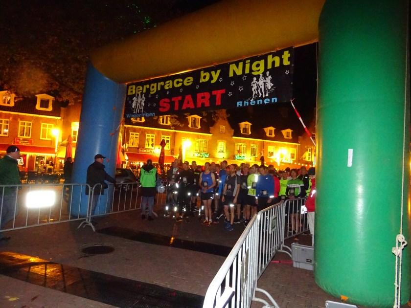 Op vrijdag 1 november aanstaande staar voor het laatst de Bergrace By Night op de loopkalender.