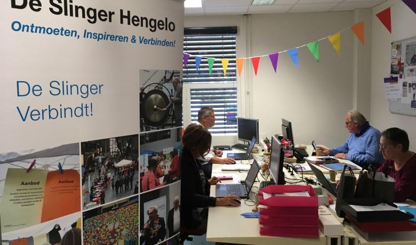 Club van de Week: De Slinger Hengelo Eigen foto