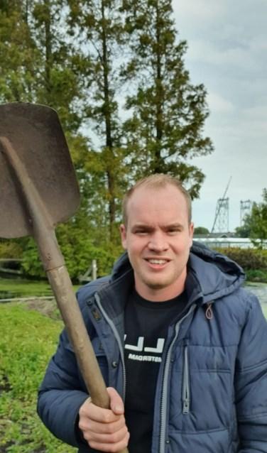 David Moerings is de oprichter van de Facebook pagina Stop De Hefbrug
