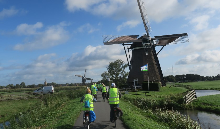 De fietstochten gaan langs de mooiste stukjes. (foto: PR)