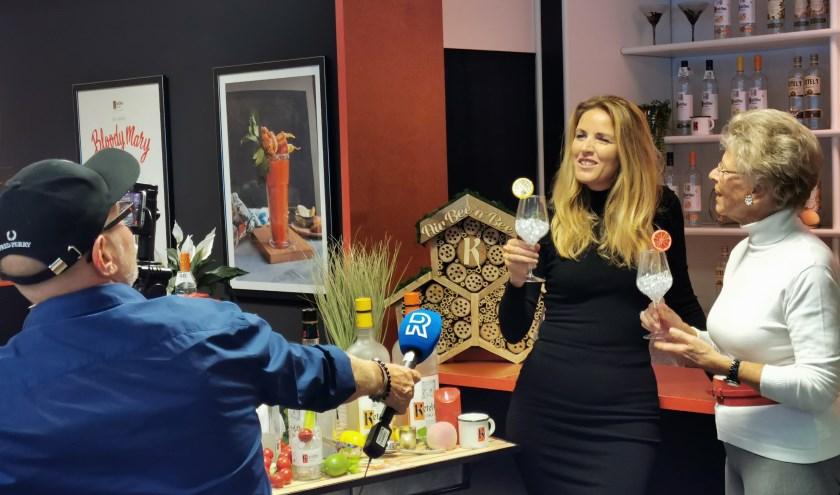 Nathalie Lans promoot samen met Corry Nolet het festival MusicDistillery, ditmaal van vrijdag 11 tot en met zondag 13 oktober.