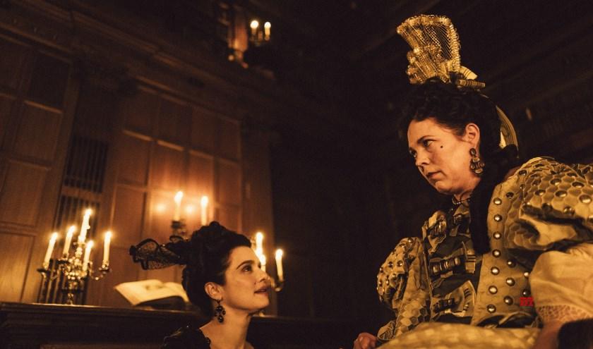 'The Favourite' wordt 30 november vertoond op Tiengemeten.