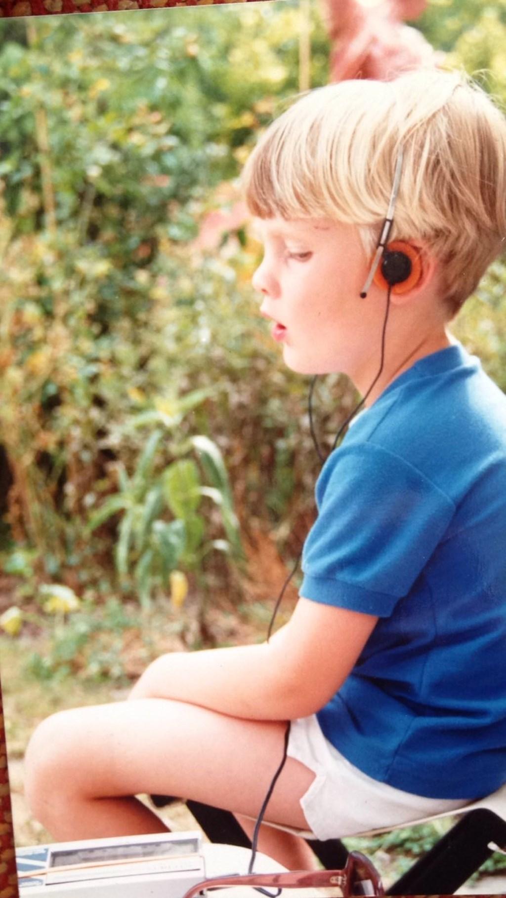 'Ik heb een heerlijke jeugd gehad in Zevenkamp. Er was altijd muziek bij ons thuis.'  © DPG Media