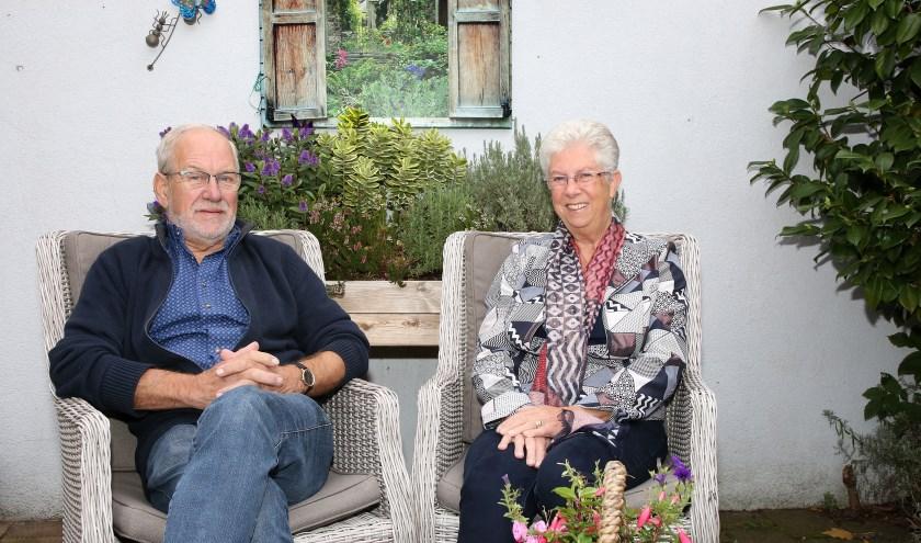 Voor Theo en Sjan zijn die vijftig jaar omgevlogen. Foto: Theo van Sambeek.