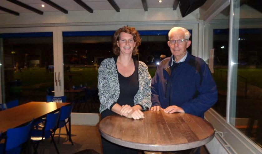 Jos en Hanneke kijken er naar uit om iedereen die door de jaren heen betrokken is geweest bij DDW in het jubileumweekend weer te zien.