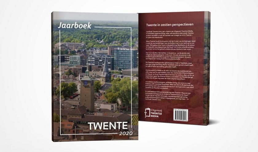 Het Jaarboek Twente 2020 en de Twentse Almanak wordt op 25 oktober om 16.00 uur in Het Twente Hoes, Beurstraat 34 in Hengelo gepresenteerd en is dan voor 19,95 euro in de boekhandel te koop.