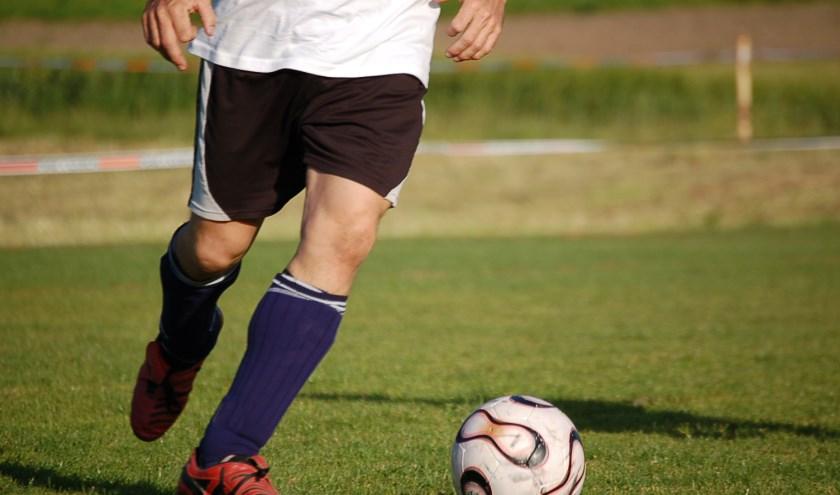 SVZW speelt zaterdag 2 november thuis tegen de mannen uit Hierden. (Foto ter illustratie)