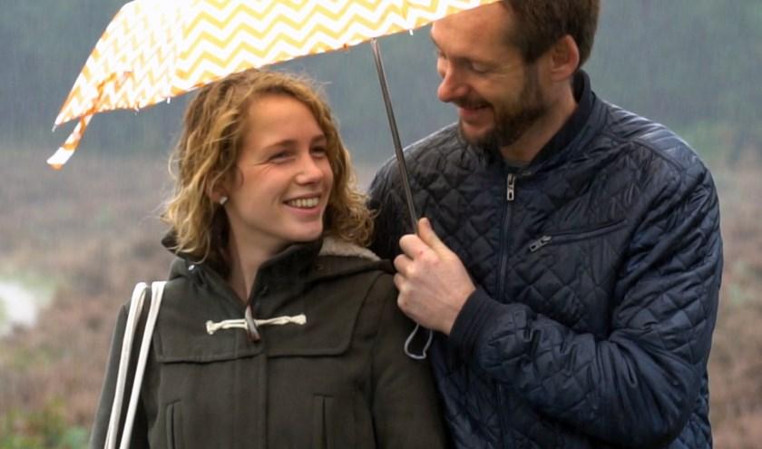 Lotte Demming-Zijlstra en Jaap Jan Schoonhoven.