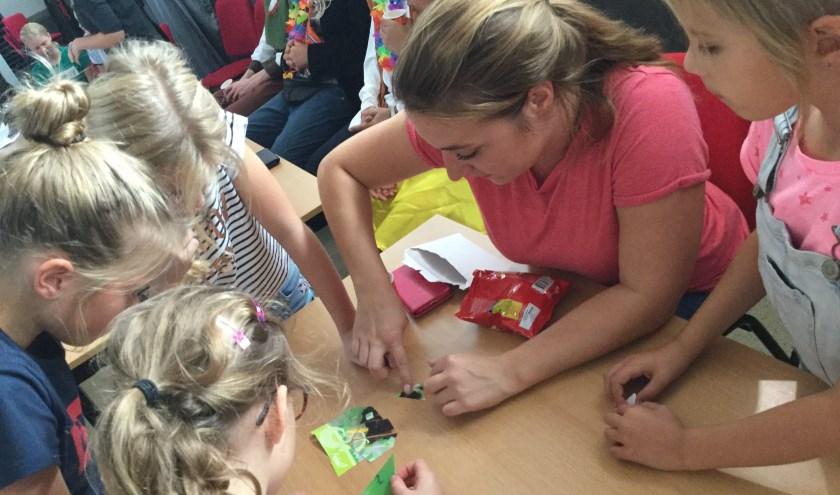 Er is altijd wel wat te doen bij de Kidsclub in het Badhuis (Foto: PR)
