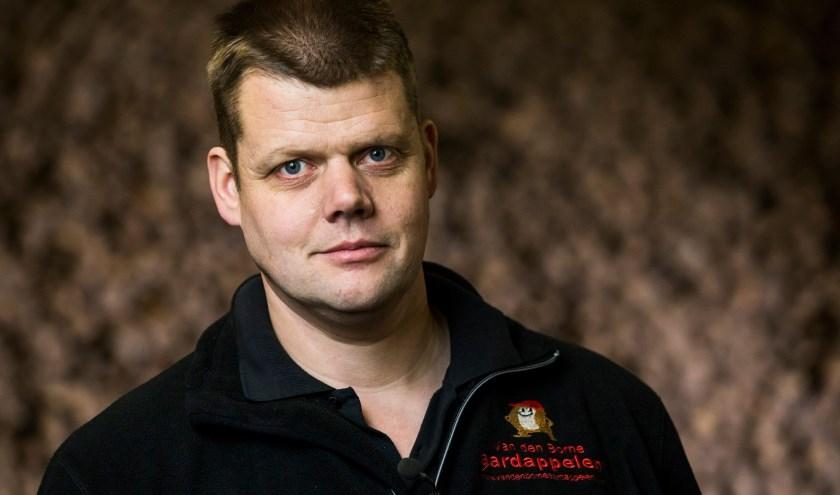 Jacob van den Borne pakt het met zijn landbouwbedrijf anders aan en zet vol in op innovatie en duurzaamheid.