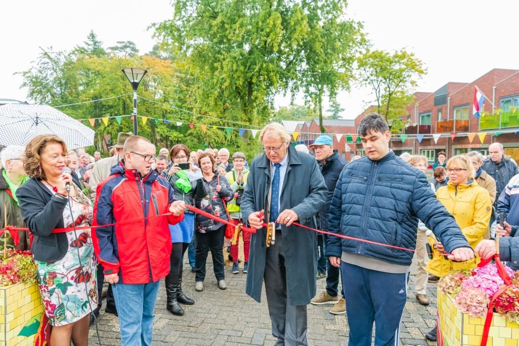Feestelijke  Opening nieuwbouw bij Bartimeus Doorn Foto: Mel Boas © DPG Media