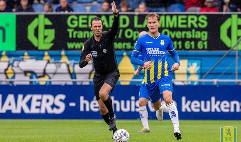 RKC heeft dit seizoen tot dusverre slechts één punt vergaard. Zaterdag komt titelfavoriet Ajax op bezoek. Zal RKC wellicht weten te stunten zoals vorig jaar in de beker tegen PSV? Foto: Alexander de Peffer