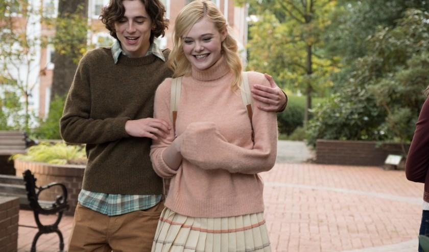 Het jonge stel Gatsby en Asleigh verblijven een weekeinde in New York. Asleigh krijgt een unieke kans om de befaamde regisseur Roland Pollard voor haar schoolkrant te interviewen.