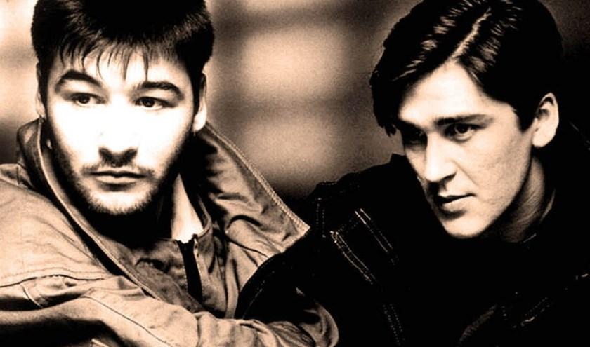 China Crisis oprichters Gary Daly en Eddie Lundon
