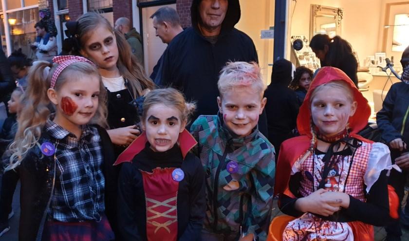Halloween optocht 2019
