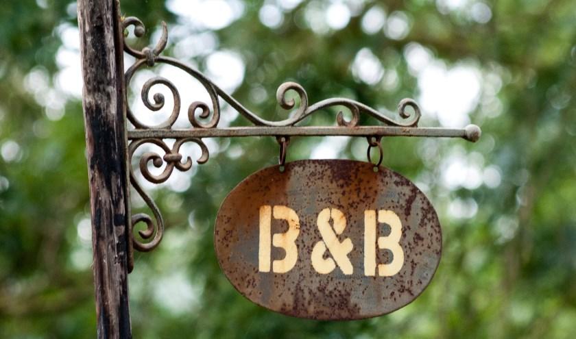 Uithangbord B&B