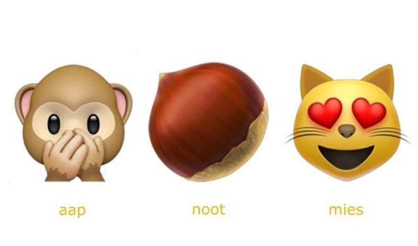 Op woensdag 6 november spreekt Maud Donga over het gebruik van emoji's in het onderwijs.