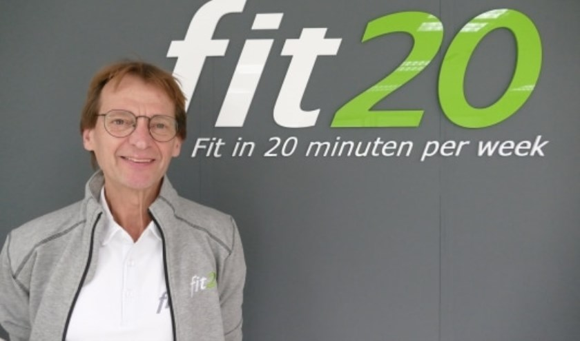 Personal Trainer en ondernemer Rob Knegtel.