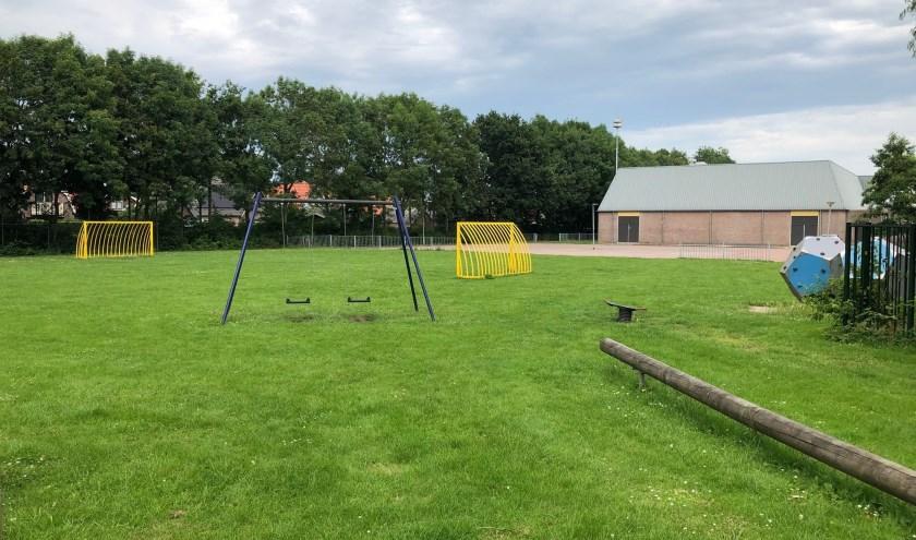 In Aalst worden onder andere de speeltoestellen bij 't Gement bij elkaar geplaatst en er wordt extra groen door middel van een haag en bomen toegevoegd.