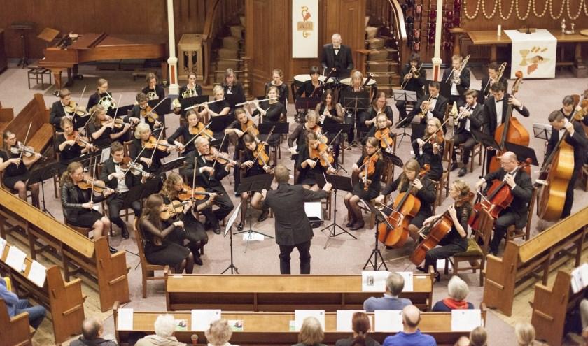 Symfonieorkest Sjosjanim.