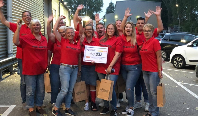 Nikantes wint € 8.332,00 bij TV Programma Echt Waar