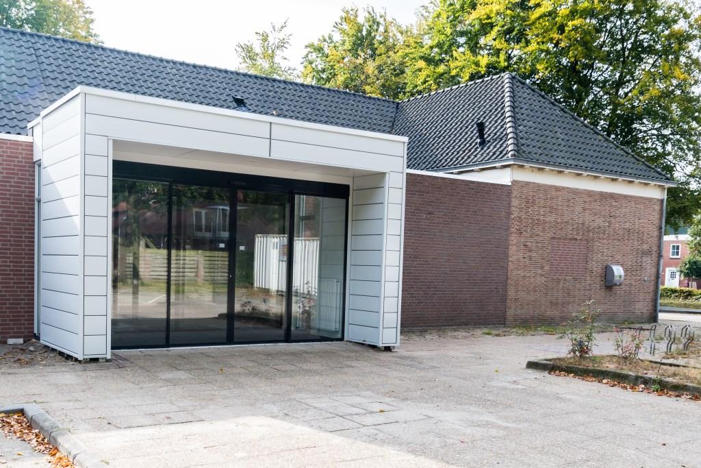De Vaert is met een nieuwe moderne entree voor iedereen gemakkelijk toegankelijk. foto:Marjan Stolk Foto: MARJAN STOLK © DPG Media