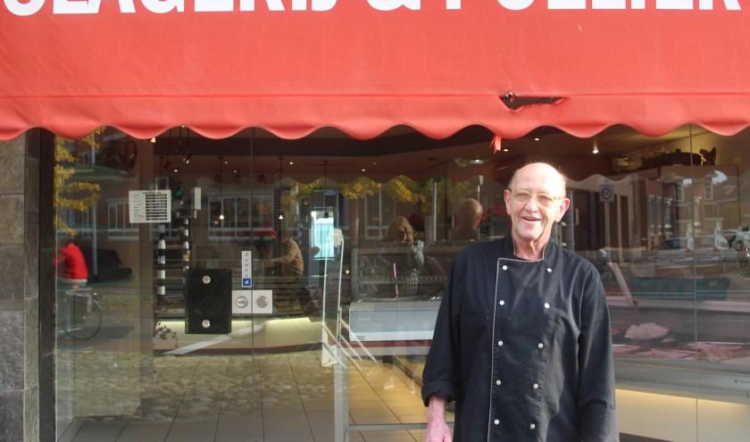 Jan Hoogwijk gaat genieten van het goede leven en bedankt al zijn trouwe klanten voor het vertrouwen